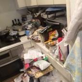 キッチン周り整理収納、お掃除